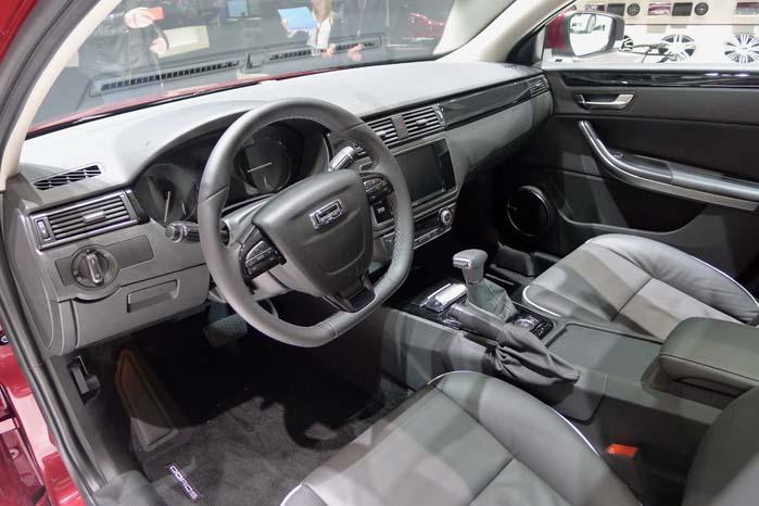 Qoros 3 hatchback indrettet med øje for bilens eksportpotentiale på den lange bane.