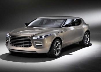 Lagonda-konceptet blev lanceret i 2009, men en produktionsklar model har siden ladet vente på sig.