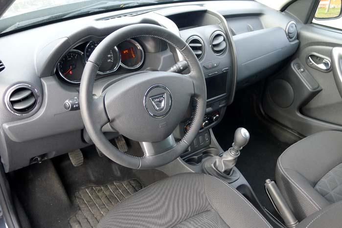 Duster er en pragmatisk konstrueret og indrettet bil med god brugsværdi - og så er den billig.