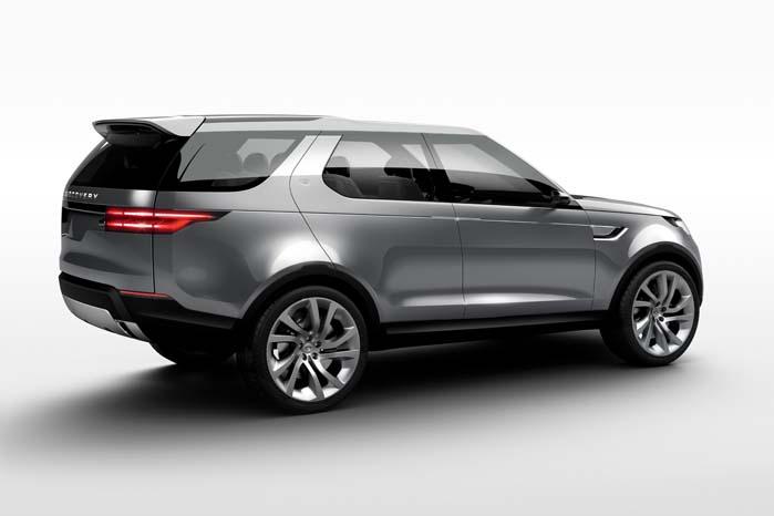 Rudeglasset kommer efter sigende til at udgøre et kapitel i sig selv i Land Rovers kommende modelprogram.