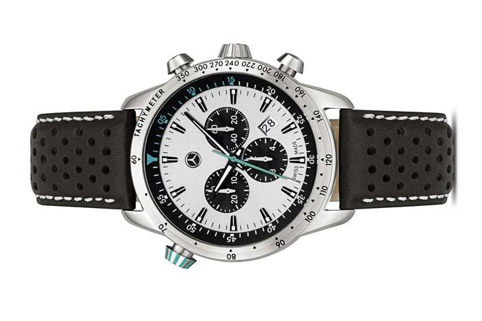 Tid er kostbar og skal udnyttes optimalt, præcision en dyd og klassiske ure er trendy. Det hele går op i en højre enhed med et professionelt kronometer som dette.