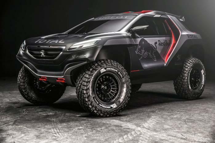Bygget til speed og ikke til nogetsomhelst andet. Peugeot Sport har kun én ting på agendaen: Sejr!