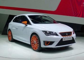 Seat Leon Cupra produceres både i 3- og 5-dørs udgaver. Som varebil er det kun 5-dørs modellen, der er prissat.