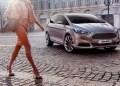 S-Max optages i Fords eksklusive Vignale-akademi.