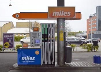 Miles nedsætter forbruget af produktet, så Statoil må satse på at vinde markedsandele og få flere kunder i kiosken