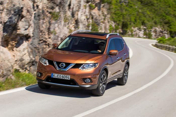 Nissan er på vej med en prisbombe - den nye X-Trail til langt under prisen for den hidtidige model.
