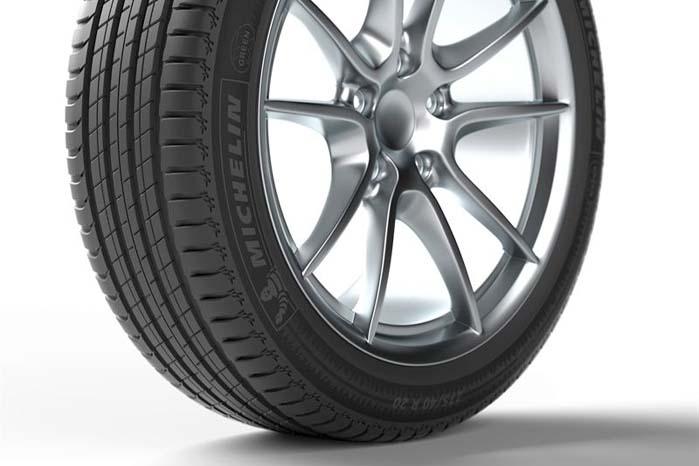 Michelin er klar til at dække op med en ny og forbedret generation af Latitude Sport-dækket.