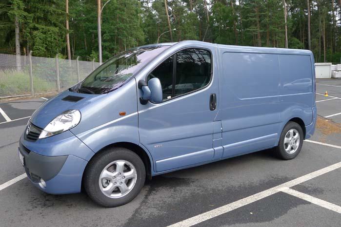 Hvis du tror, at Opels varebilprogram er begrænset til Movano eller Vivaro som denne, er du galt orienteret. Der er meget mere end som så.