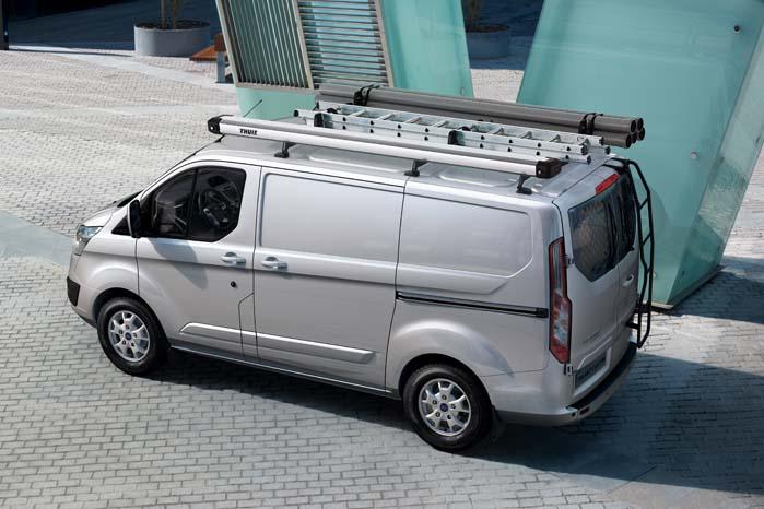 Ford har med Transit lagt et guldæg, for den er til stadighed varebilkøbernes foretrukne model.