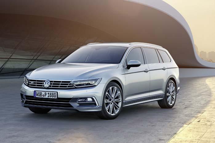 VW Passat Variant er udviklet som en ultimativ familie- og jobbil. Det skal vise sig, om den kan leve op til målsætningen.