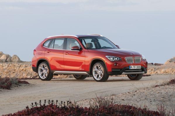 Den nye BMW X1 vil have stor lighed med dennne fra 2013-model
