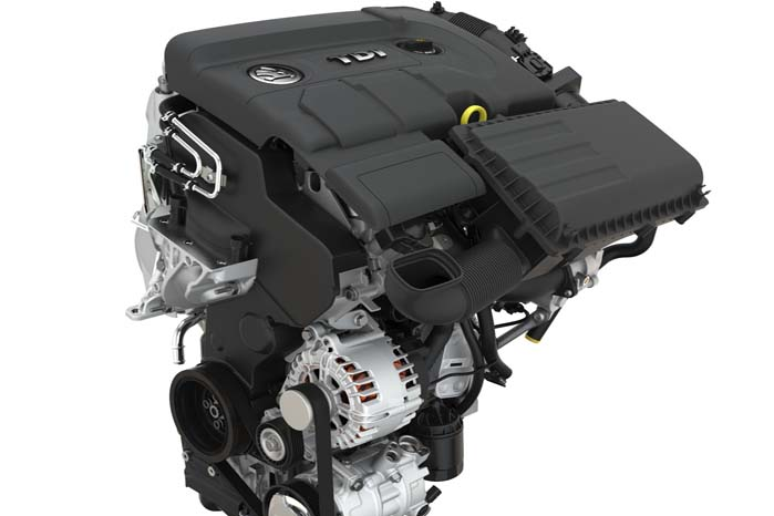 Motorprogrammet fornyes, bl.a. med en 3-cyl. turbodieselmotor på 1,4 liter i tre varianter med forskellig ydelse.