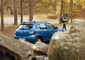 Dacia Sandero Stepway er lige om hjørnet.