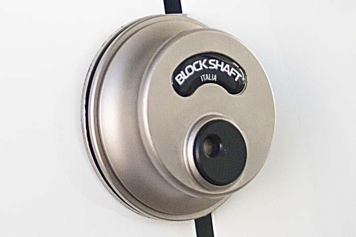 GVS er den mindste af Gatelock-låsene og både nem og hurtig at montere.