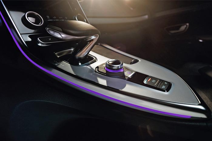 Super lækkert design og en nem EDC-gearkasse til topmodellen dCi 160