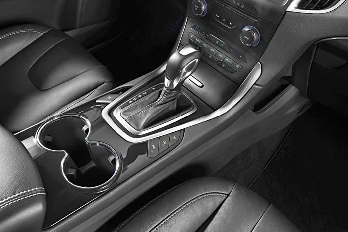 Ford gearer op med nye motorer i S-Max programmet.