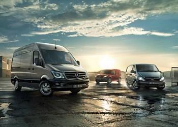 Fem år i træk er Mercedes-Benz løbet med What Vans pris for sikkerhed. I år blandt andet med sidevindsstabiliserings-systemet som argument