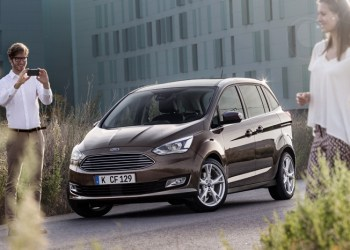 Fords nye C-Max lanceres herhjemme i løbet af sommeren.