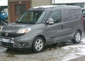 Fiats faceliftede Doblo Cargo er på gaden herhjemme i slutningen af februar.