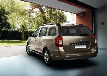 Dacia Logan MCV brillerer med lavt værditab ifølge tysk analyse.