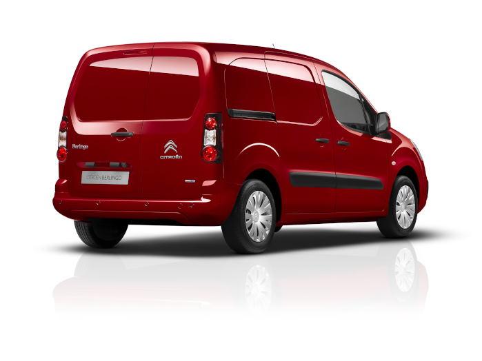 Berlingo har mere plads og forbedret motorprogram uanset om den er kort eller lang.