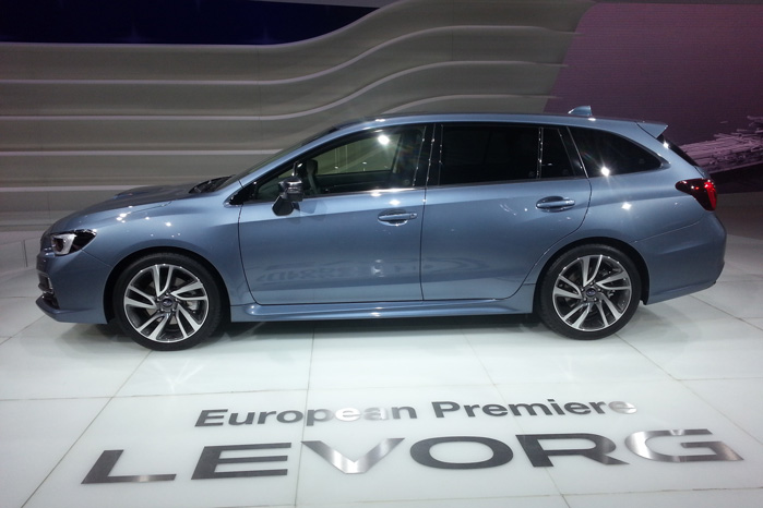 Volvo XC60, Golf 4Motion, Audi A4 Quattro med flere kan se frem til en interessant konkurrent i Subaru Levorg