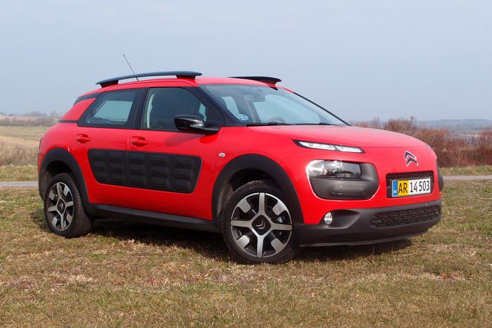 Oprindeligt ville Citroën slet ikke have Cactus med benzinmotorer som varebil, men de nye trecylindrede motorer er faktisk et rigtigt interessant alternativ for mange små virksomheder