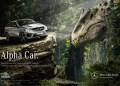 Mercedes GLE Coupé ligner lidt noget for rige koner, men den kan åbenbart noget med dyr