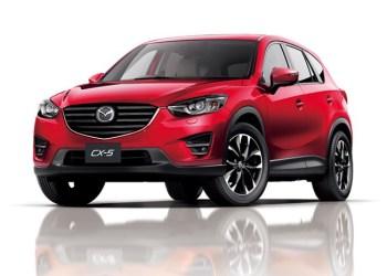 Mazda har solgt en million CX-5'ere i løbet af modellens første 3 1/2 år