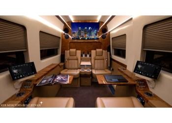 Det nærmeste man kommer en standardindretning hos Becker. Foto: beckerautodesign.com