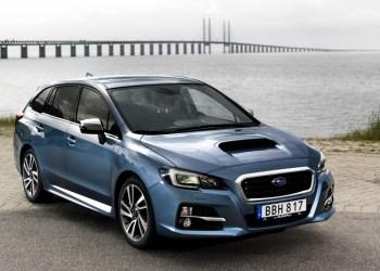 Lidt større end forgængeeren er Subaru Levorg, selv om den udelukkende var tiltænkt det asiatiske marked, hvor den gennemsnitlige benlængden er lidt kortere end end i Europa