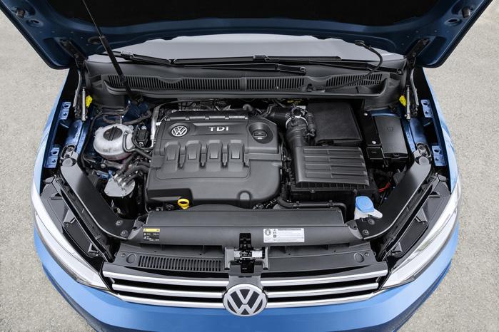 Der er ikke meget nyt at læse på specifikationsarket, men de nye Euro6-udgaver gør VW's TDI- og TSI-motorer påfaldende mere effektive