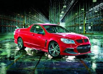 Vauxhall er en sindssyg australsk opfindelse, som nu kan fås i Storbritannien – og den har fået flere hk. 536 hk!
