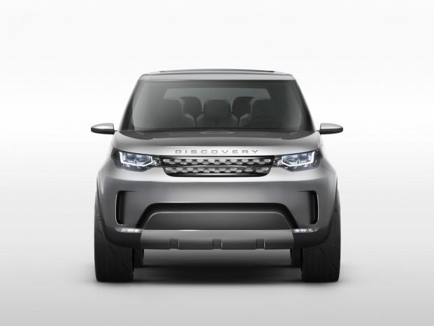 Sådan kommer den nye Land Rover Discovery formentlig til at se ud.