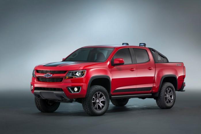 Chevrolet Colorado er den første diesel-pickup i sin klasse, og lidt af et traditionsbrud for amerikanerne.