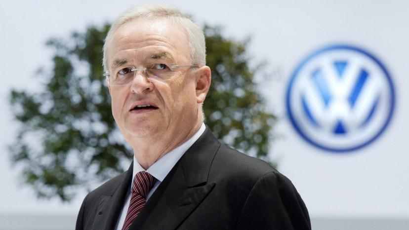 Martin Winterkorn – VW-koncernens tidligere topchef – sidder allerede fængslet for forsøg på at skjule svindlen