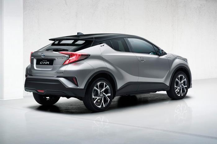 Man må sige, at Toyota i den grad har taget skeen i den anden hånd og skabt et sporty og spændende design