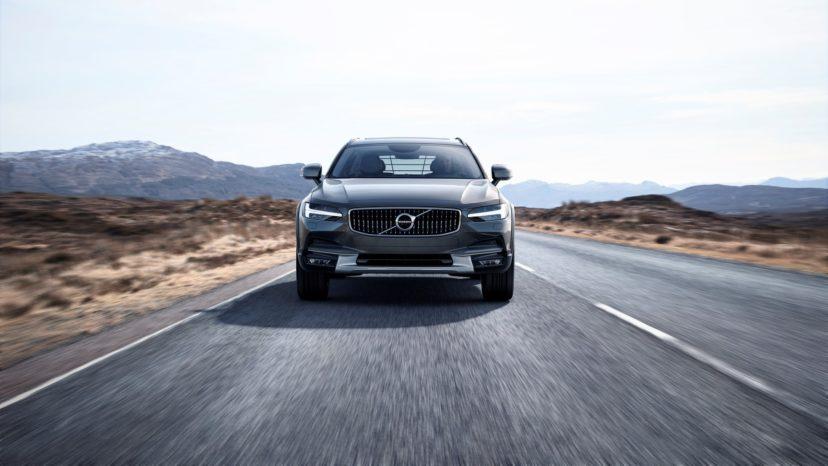 Volvo V90 Cross Country adskiller sig teknisk kun meget lidt fra den almindelige V90.