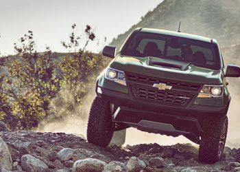 Colorado ZR2 er både en sprinter og klar på mudder eller en klippetur