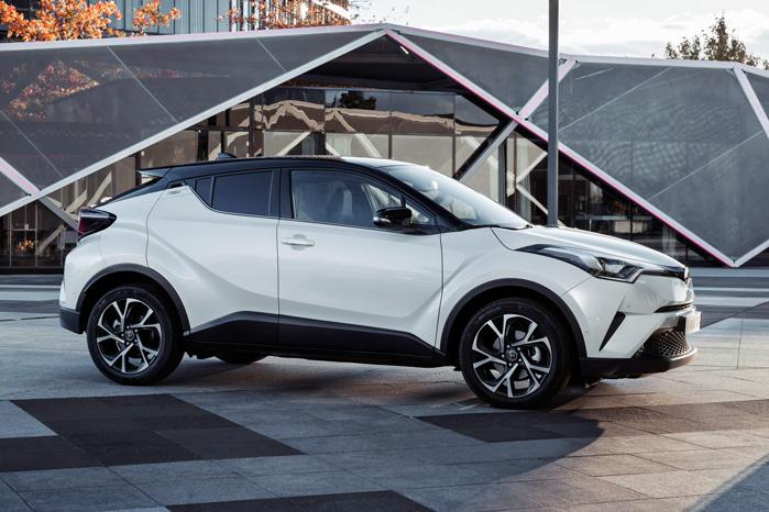Den ligner en slet skjult kopi af Nissan Juke, men dimensionerne er mage med Qashqai og Seat Ateca