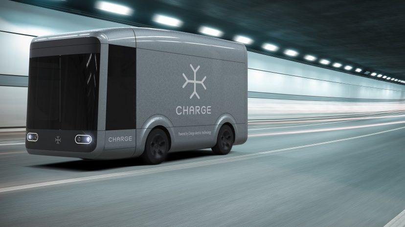 Engelske Charge er klar med en elektrisk varebil allerede næste år, og de lover driftsomkostningerne bliver halveret i forhold til en traditionel varebil.