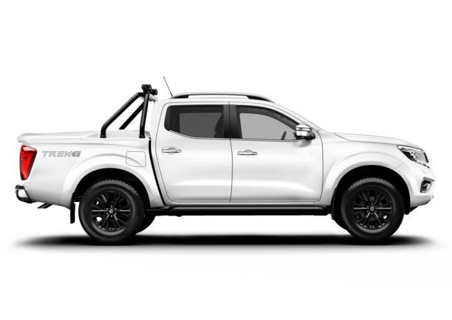 Nissan Navara Trek-1° er en særlig udstyrsmodel af den velkørende pickup.