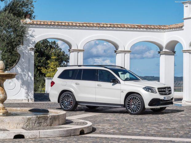 Mercedes GLS er noget af det mest luksuriøse på fire hjul. Men med næste generation bliver den endnu vildere.