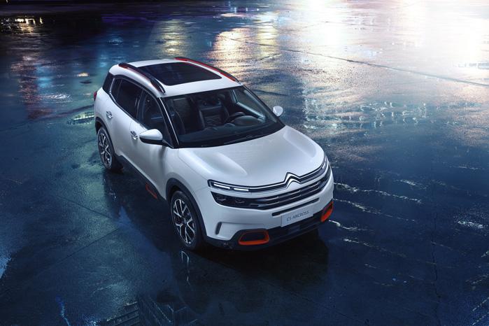 Citroën melder intet om alternativer til de traditionelle benzin- og dieselmotorer. Til gengæld kommer den til Europa til næste år