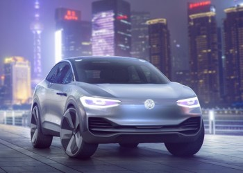 VW I.D. Crozz er tredje I.D. i rækken fra verdens største tyske bilkoncern