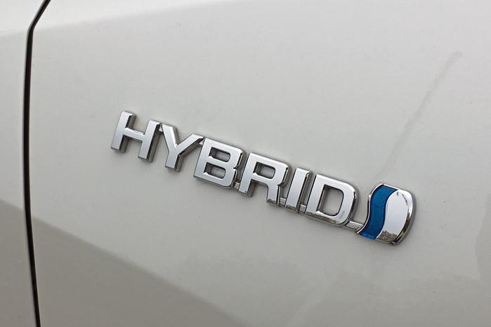 Langt de fleste C-HR bliver solgt med hybridmotor, og diesel fås den slet ikke med