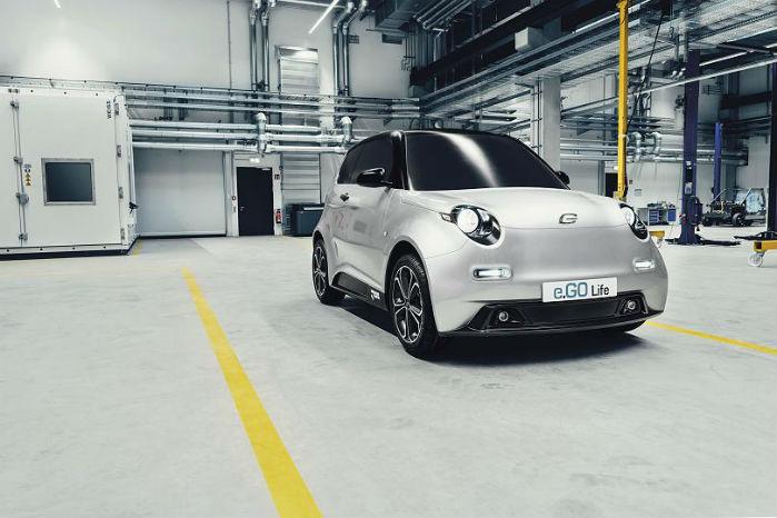 Life-modellen er e.GO Mobility-fabrikkens anden el-bil