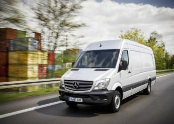 Sprintermodeller med V6-dieselmotor er under mistanke
