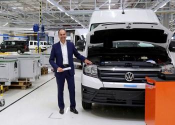 Volker Fissele bliver leder af den nye Customized Solution hos VW Nutzfarzeuge