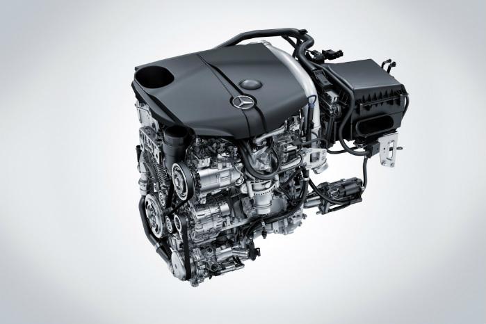 De tyske myndigheder mener, at der er fusket med motortype OM651, der ligger i mange person- og varebiler